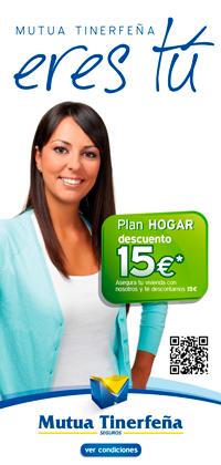 banner vertical 01 142x300 Mutua Tinerfeña combina su campaña de Marketing offline con online