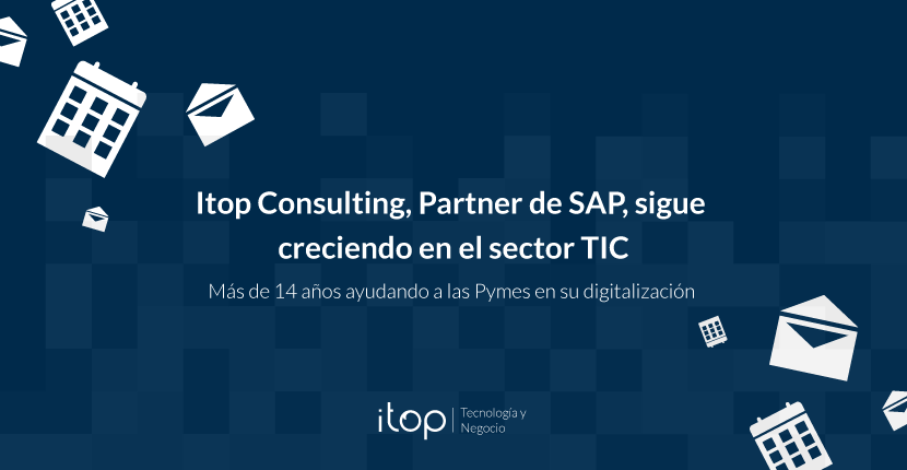 Itop Consulting, Partner de SAP, sigue creciendo en el sector TIC