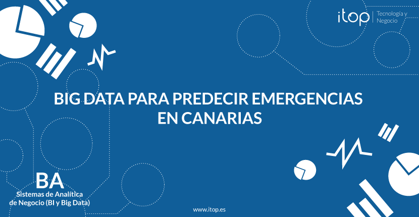 Big Data para predecir emergencias en Canarias