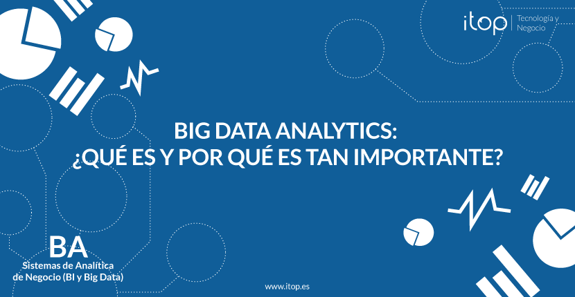 Big Data Analytics: ¿qué es y por qué es tan importante?