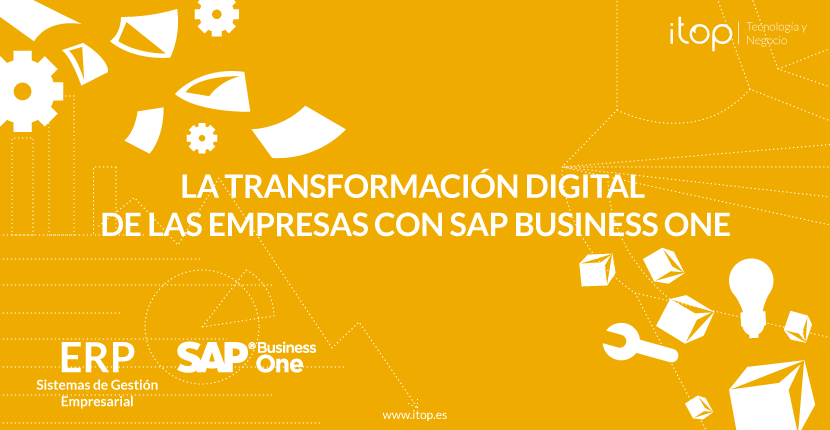 La transformación digital de las empresas con SAP Business One