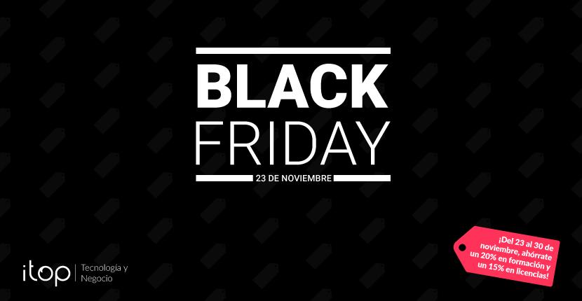 Ofertas Black Friday 2018