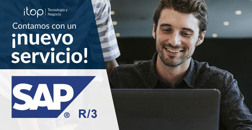 Nuevo servicio de consultoría SAP R/3 de Itop en Canarias