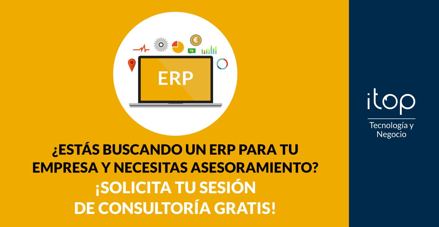 ¿Estás buscando una consultoría ERP?