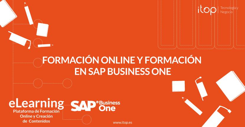 Formación Online y formación en SAP Business One