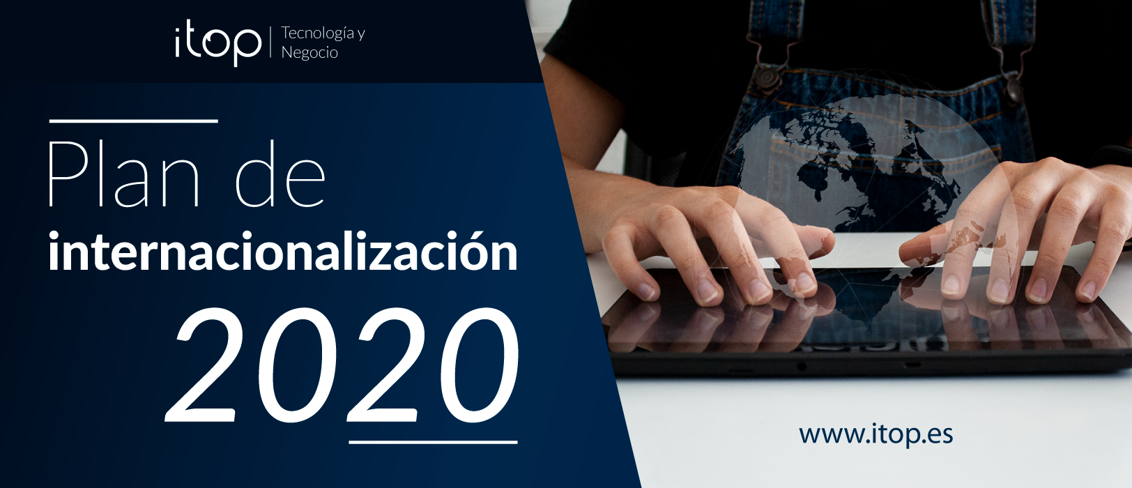 Itop continúa en su proceso de internacionalización en 2021