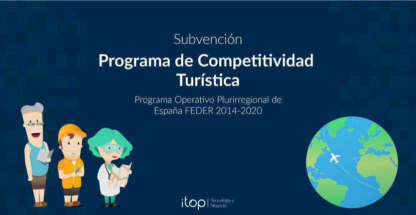 Subvención Programa de Competitividad Turística