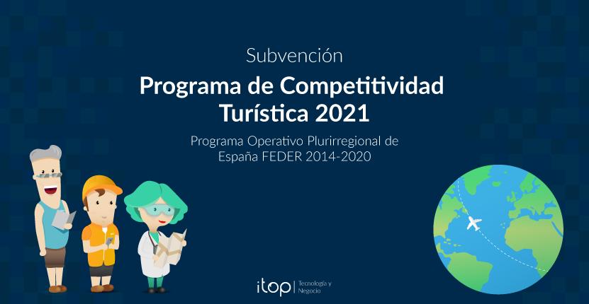 Subvención Programa de Competitividad Turística 2021