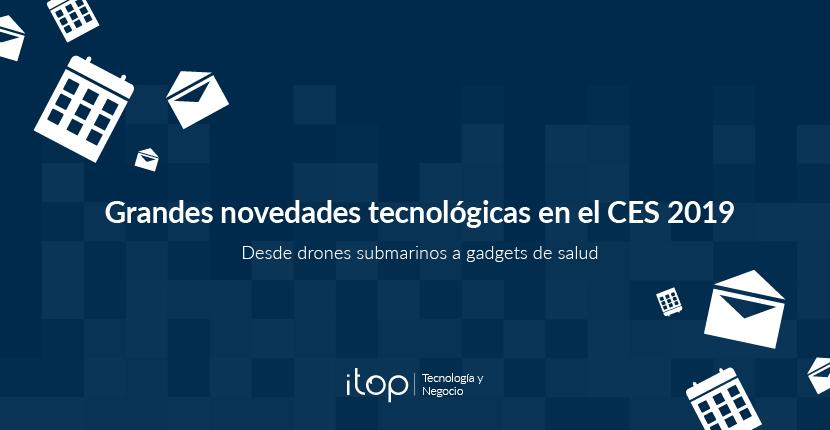 Grandes novedades tecnológicas en el CES 2019