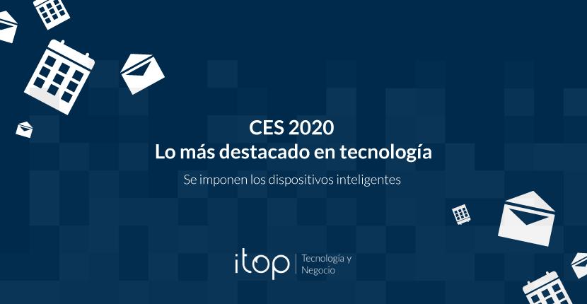CES 2020: lo más destacado en tecnología