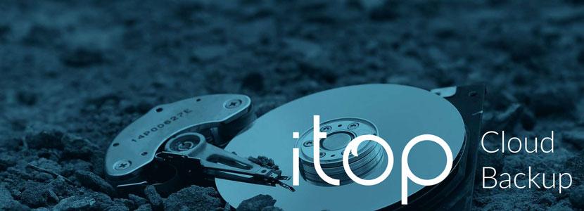 Itop presenta Itop Cloud Backup, el servicio de almacenamiento de copias de seguridad en la nube