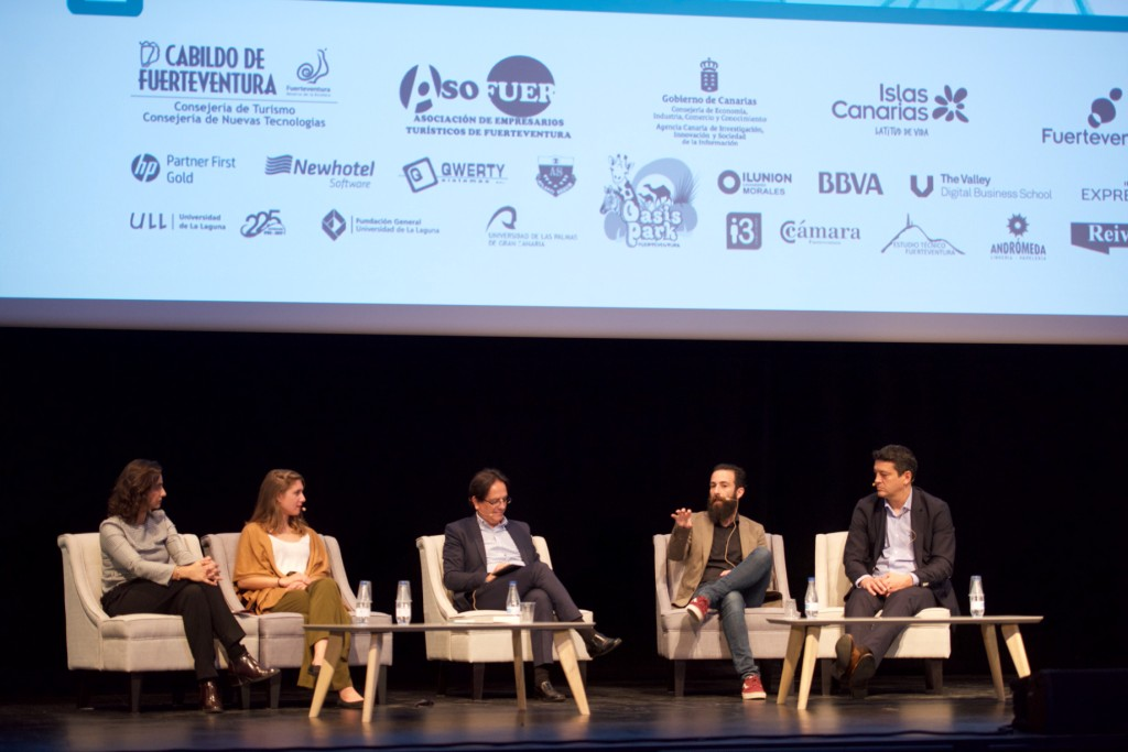 Itop participa en el Congreso de Tecnología y Turismo FTV 4.0 debatiendo sobre Big Data  en Canarias