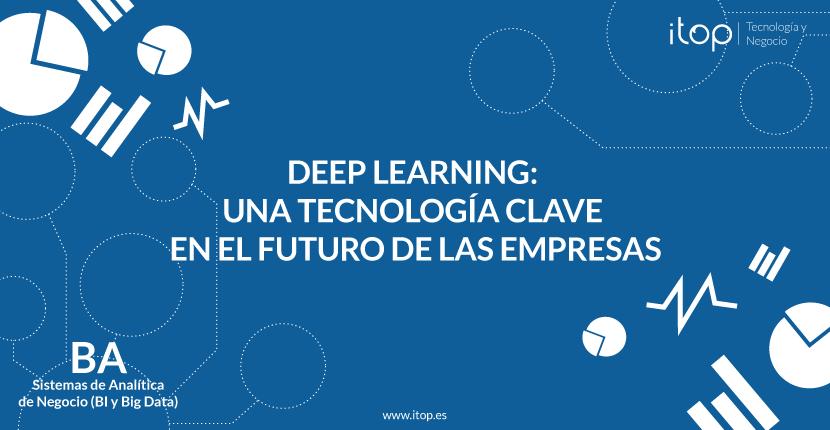 Deep Learning: una tecnología clave en el futuro de las empresas