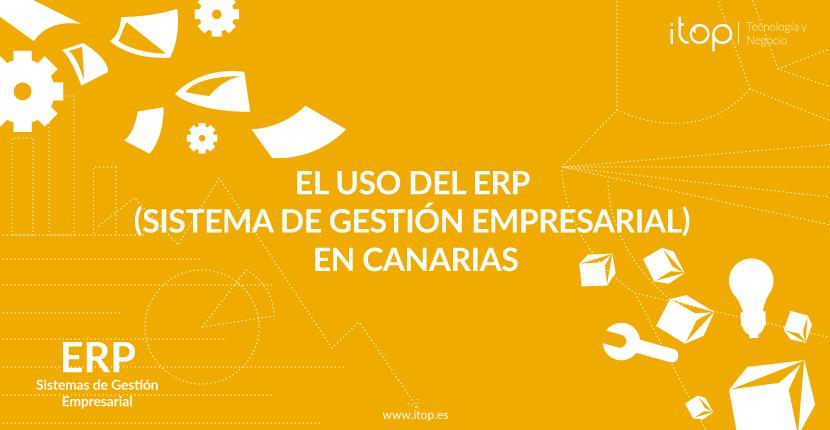 El ERP (Sistema de Gestión Empresarial) en Canarias