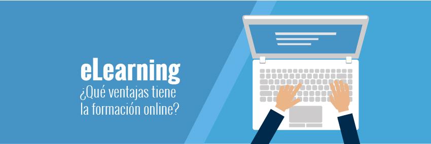 ¿Qué ventajas tiene la formación online?