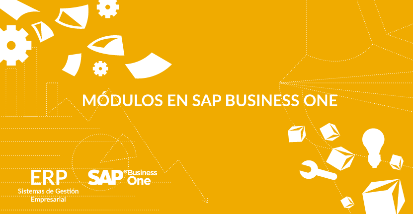 Módulos en SAP Business One