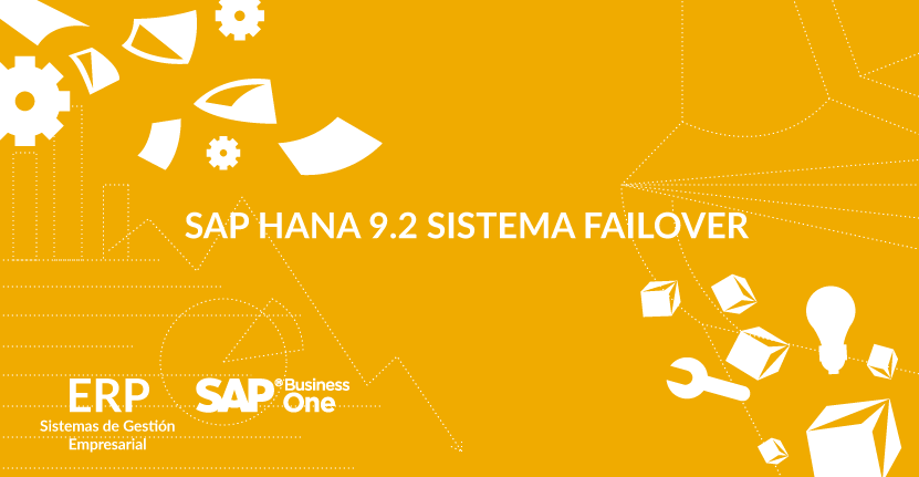 SAP HANA 9.2 Sistema Failover