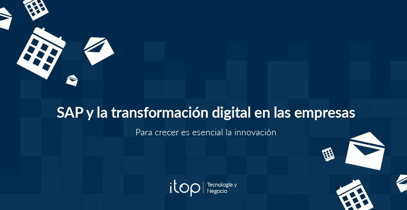 SAP y la transformación digital en las empresas