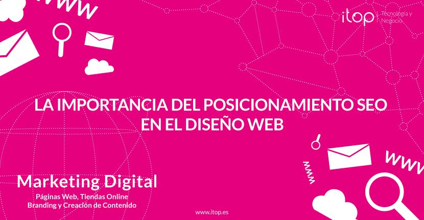La importancia del posicionamiento SEO en el diseño web