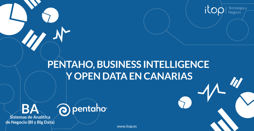 Pentaho, Business Intelligence y Open Data en Canarias