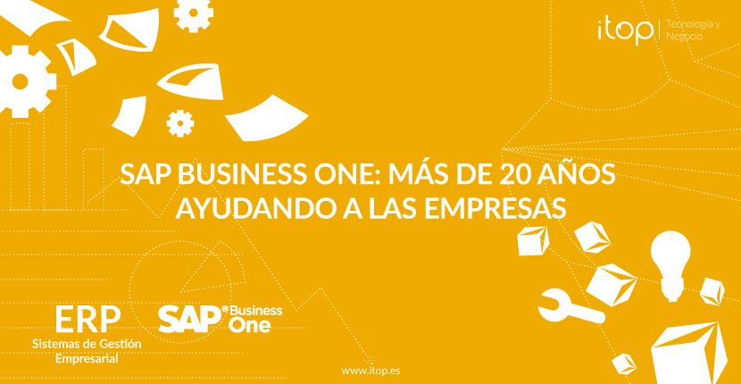SAP Business One: más de 20 años ayudando a las empresas