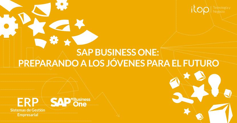 SAP Business One: preparando a los jóvenes para el futuro