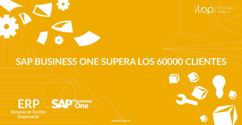 SAP Business One supera los 60.000 clientes