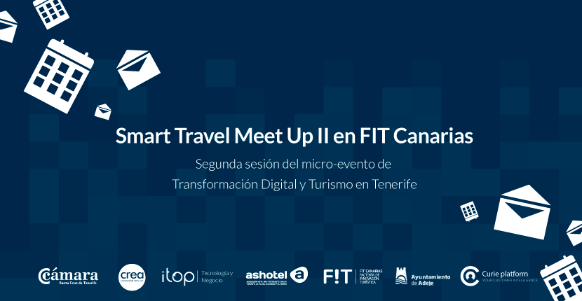 Smart Travel Meet Up II en FIT Canarias