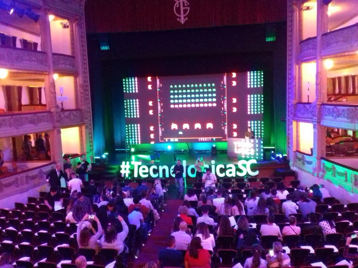 Tecnológica 2018: uno de los mayores eventos de tecnología en Canarias